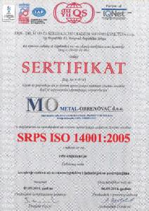 SRPS-ISO-14001-2005