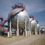 Sferni rezervoari, Rafinerija nafte Pančevo 2